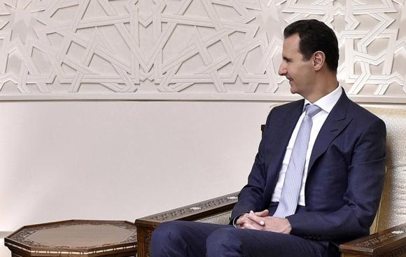 Bashar Al Asad vuelve a estar en el ojo de la tormenta. Foto: EFE