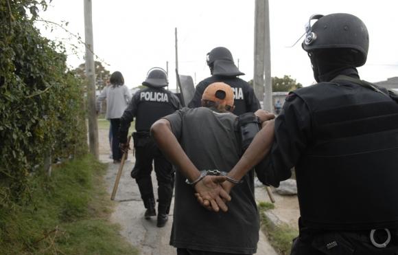 Existe polémica por la situación de los menores infractores. Foto: Archivo El País