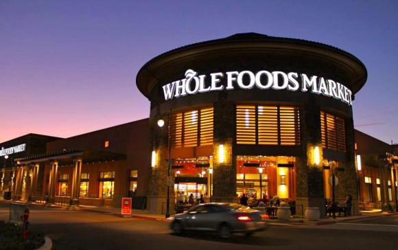 Whole Foods. La cadena de supermercados aportó ingresos por US$ 1.300 millones. (Foto WholeFoods.com)