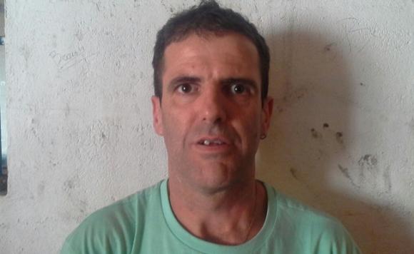 La Policía lo busca ya que podría estar involucrado en el caso del homicidio del comerciante. Foto: Jefatura Maldonado