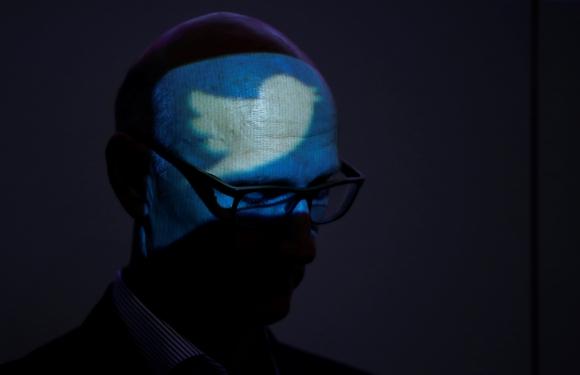 Twitter reportó ventas trimestrales de 590 millones de dólares. Foto: Reuters