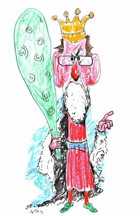 Mariano Rajoy por Arotxa