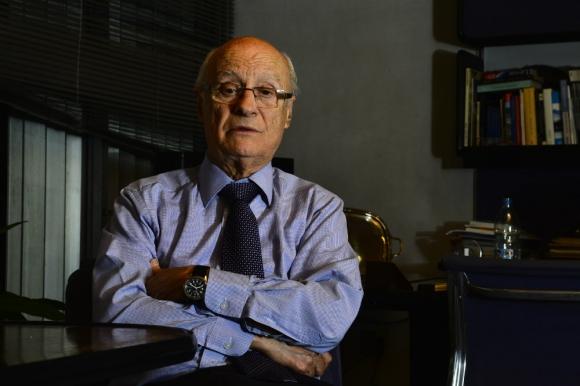 Hernán Navascués. Foto: Gerardo Pérez.