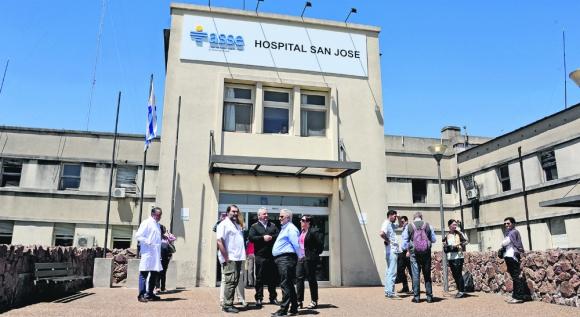 TCR advierte que funcionarios de ASSE de San José incumplieron normas. Foto: Presidencia