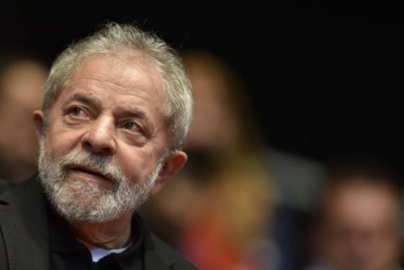 """Luiz Inácio """"Lula"""" Da Silva. Foto: AFP"""
