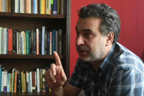 Fernando Filgueira. Foto: Archivo El País