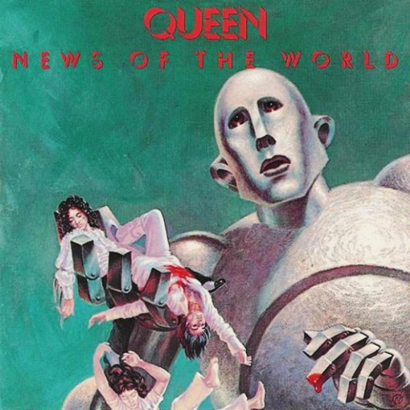News of the wold, Queen