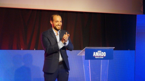 Fernando Amado.