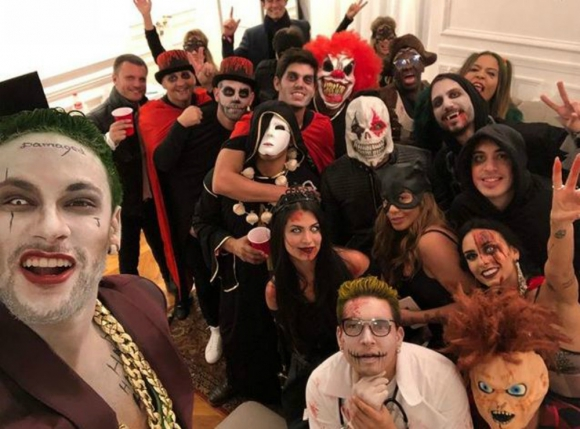 La fiesta más loca de Neymar