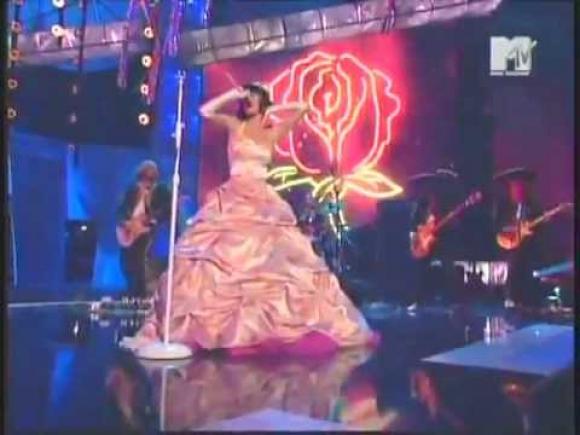 Katy Perry en los MTV