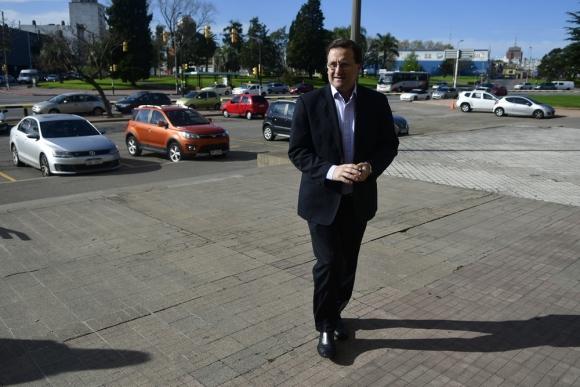 El senador se presentará a la Justicia y no se ampará en sus fueros parlamentarios. Foto: F. Ponzetto