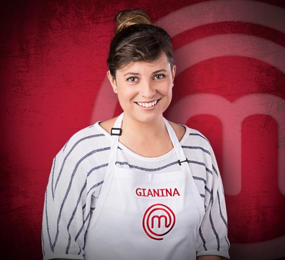 Gianina Iglesias participante de Masterchef. Difusión