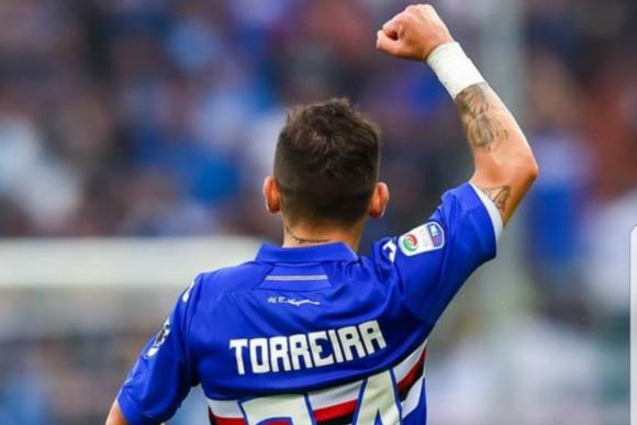 Lucas Torreira sigue teniendo un gran rendimiento