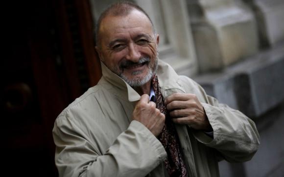 Arturo Pérez-Reverte llama a escena de nuevo a su espía Falcó.