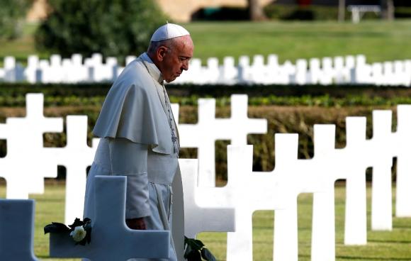Papa Francisco. Foto: Reuters
