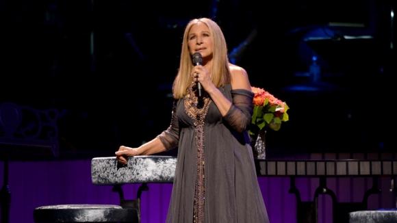 Streisand estrena este mes un documental sobre su concierto