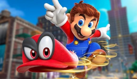 Super Mario Odyssey fue calificado como el juego del año. Foto: YouTube