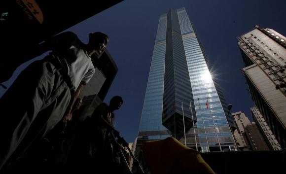 La estructura está hecha en su totalidad de acero. Foto: Reuters