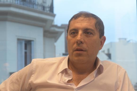 Gabriel Oddone. Foto: Francisco Flores