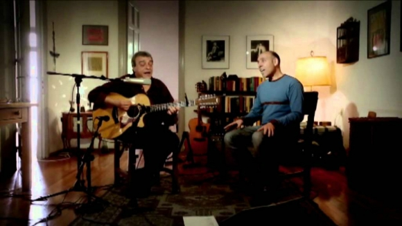 Jorge Galemire y Fernando Ulivi
