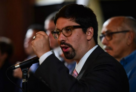 ANC aprobó decreto de allanamiento de inmunidad parlamentaria a Freddy Guevara