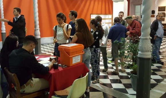 Rivera, Salto y Montevideo fue donde hubo más votos. Foto: Partido Colorado
