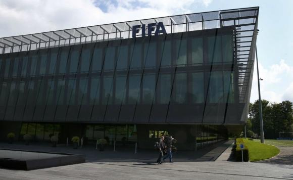 Sede de la FIFA en Zúrich. Foto: Reuters