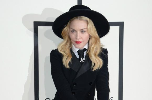 Madonna tiene acciones en compañías de suministros médicos. Foto: AFP