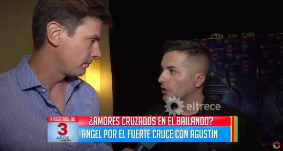 Ángel De Brito vs Agustín Casanova
