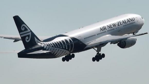 Air New Zealand obtuvo el primer puesto. Foto: AFP