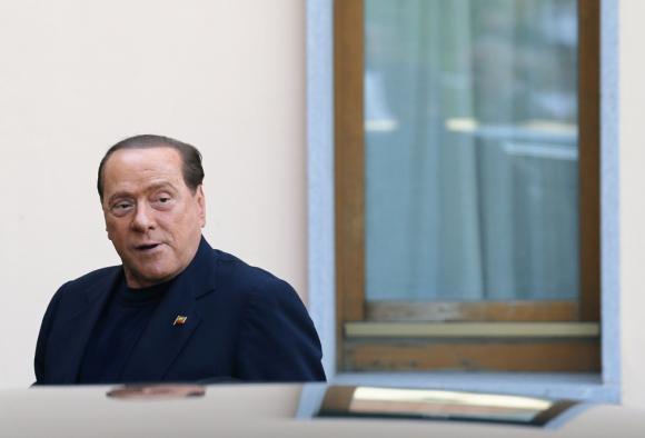 Silvio Berlusconi. Foto: Reuters