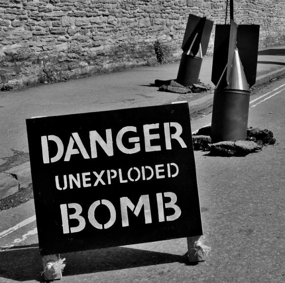 Bombas guerra