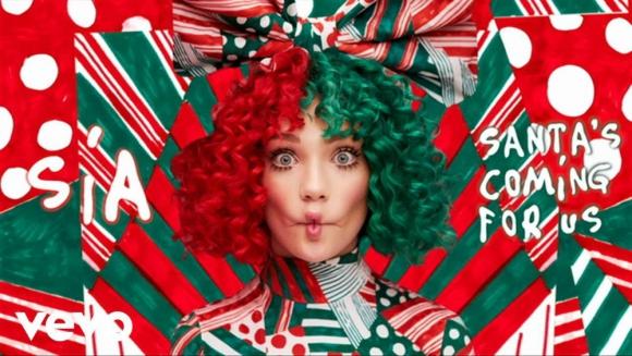 Álbum de Navidad de Sia