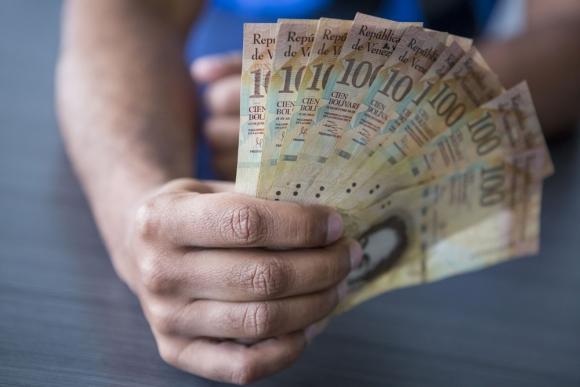 Maduro ha puesto al frente de la refinanciación de la deuda a su vicepresidente, Tarek el Aissami. Foto: EFE