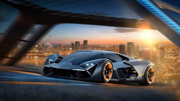 Lamborghini ha creado el Terzo Millennio en colaboración con el Instituto Tecnológico de Massachusetts (Lamborghini)