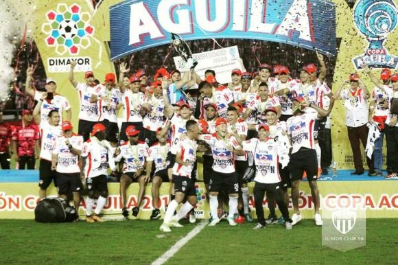 Foto: Prensa Junior.