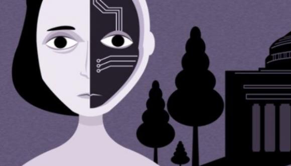 Un robot capaz de escribir cuentos de terror
