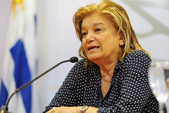 Eneida de León. Foto: Presidencia de la República