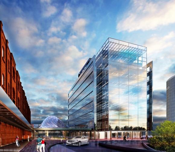 La nueva terminal tendrá más de 40.000 metros cuadrados.
