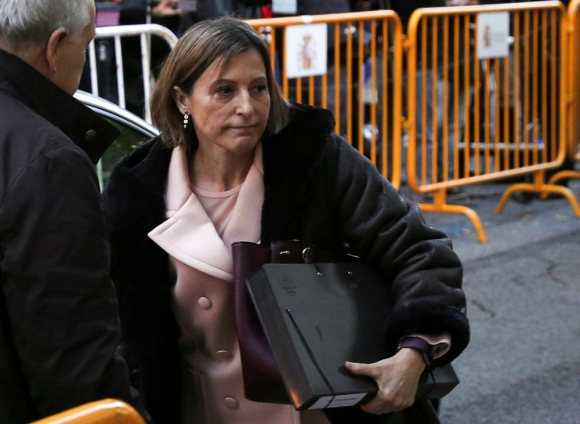 Carme Forcadell. Foto: Reuters