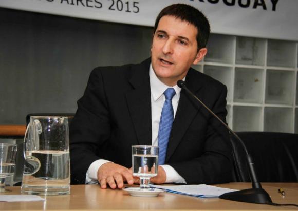Carlos Iafigliola. Foto:Gentileza secretaria de Iafigliola