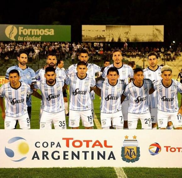 Atlético Tucumán. Foto: @CopaArgentina.