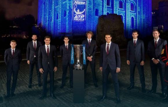 Masters de Londres. Foto: ATP.