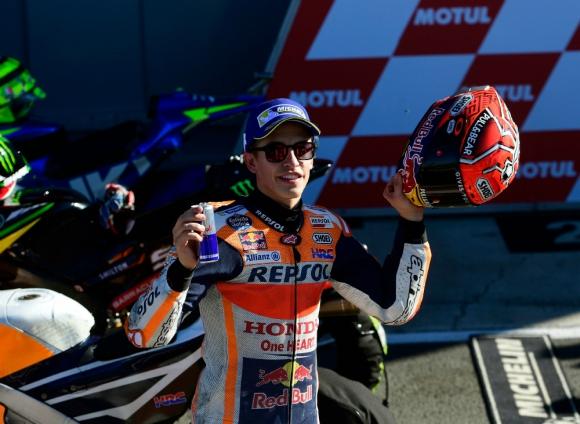 Marc Márquez es por cuarta vez campeón del mundo de MotoGP