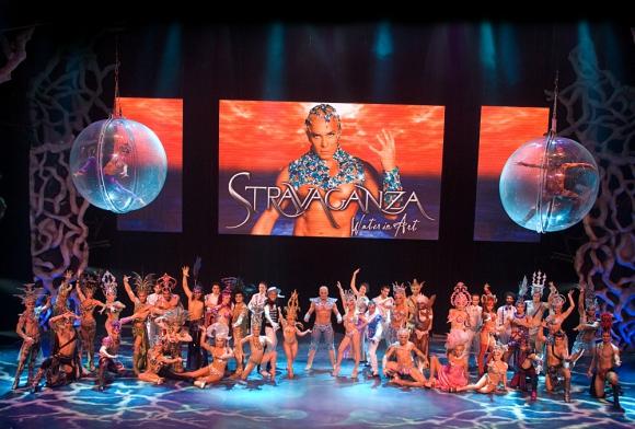 Stravaganza se estrena el 16 de diciembre en el Enjoy. Foto. Difusión