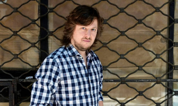 "Federico Godfrid, director de ""Pinamar"""