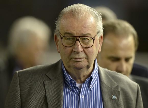 Julio Grondona. Foto: AFP.