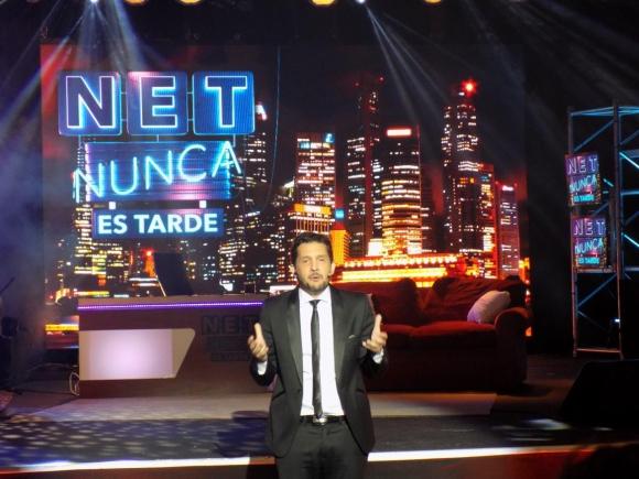 NET: Nunca es tarde en Punta del Este.