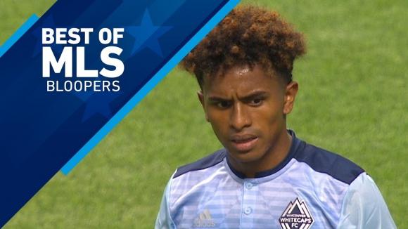 Bloopers de la MLS