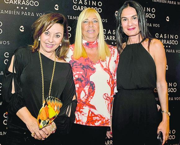 Alicia Baladón, Eloisa Calheiro, Luján Ferro